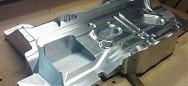 3D formų gamyba