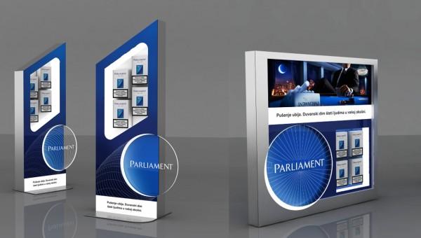 Exhibition Stand Materials : Posm polikopija