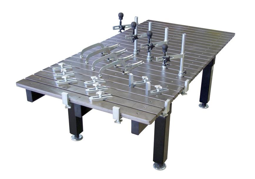 suvirinimo stalas